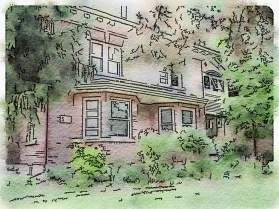 Carol Shield's House