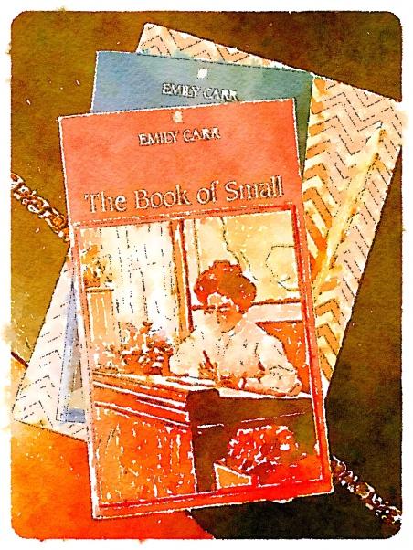 Emily Carr Books