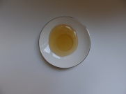 A Small Dish Containing Honey