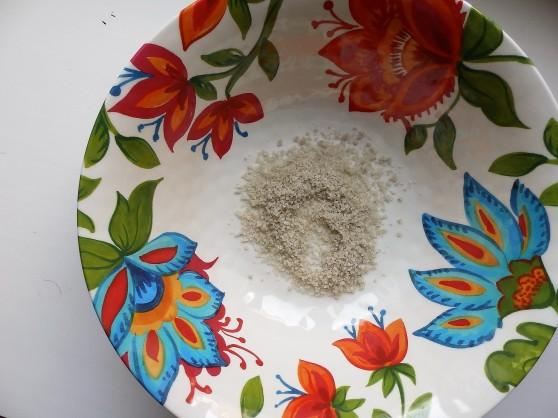 sea salt for purging